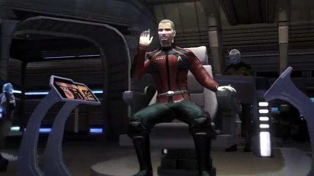 Star Trek Online Free-to-Play TV Spot screenshot 2