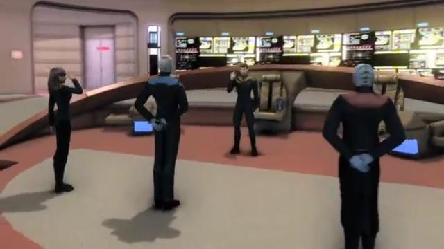 Star Trek Online Free-to-Play TV Spot screenshot 5