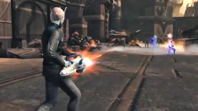 Star Trek Online Free-to-Play TV Spot screenshot 7
