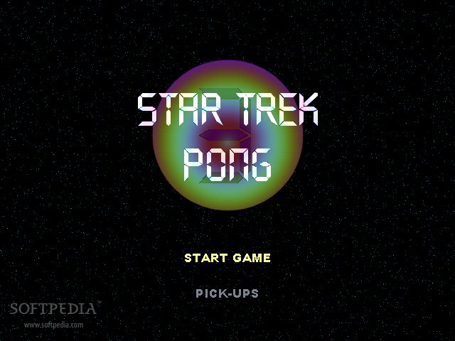 Star Trek Pong 3 screenshot 1