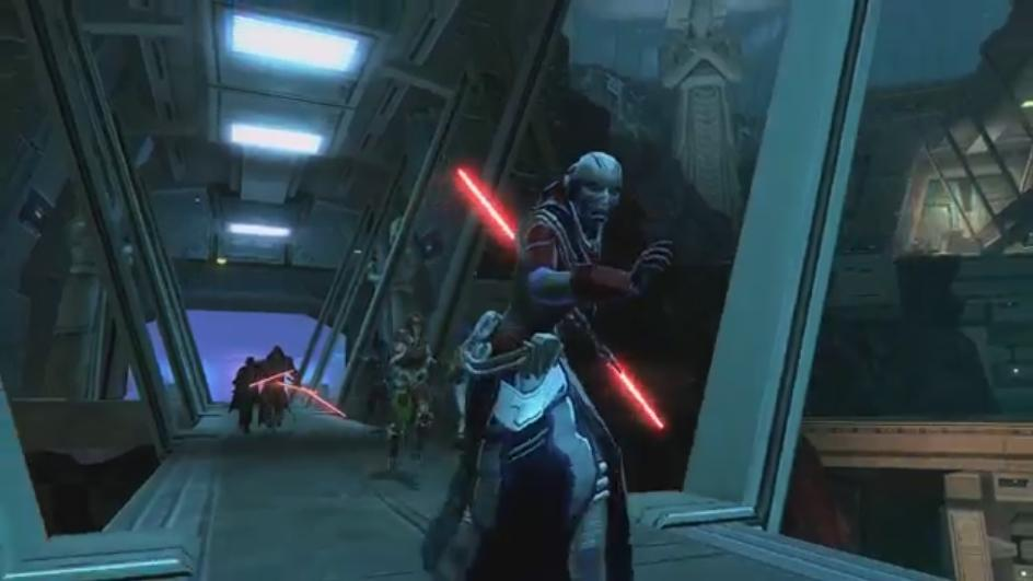 Star Wars: The Old Republic - Eternity Vault Developer Walkthrough Trailer screenshot 15