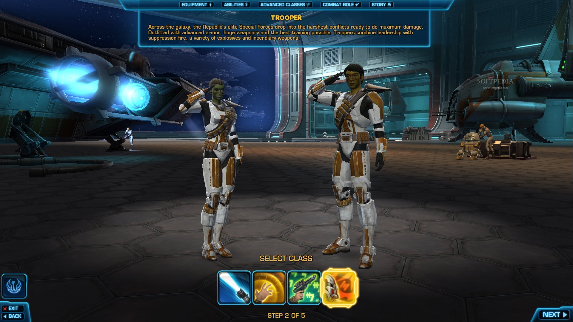 old republic online