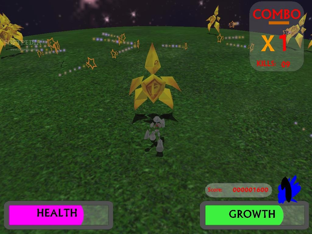 StarBlitz screenshot 2