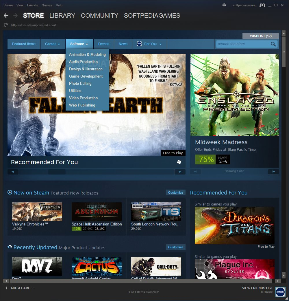 how to get steam to sca for games