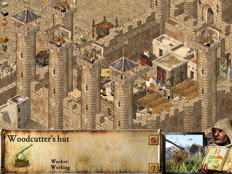 stronghold crusader патч: