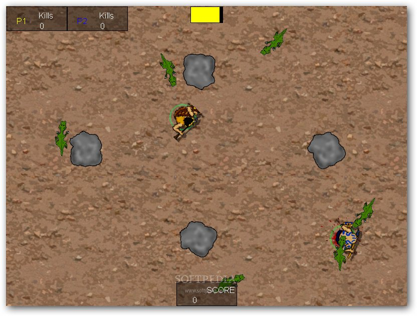 Super Cave-Man Dino Extinction screenshot 3