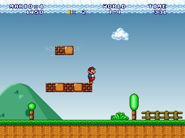 Super Mario 3: Mario Forever screenshot 2