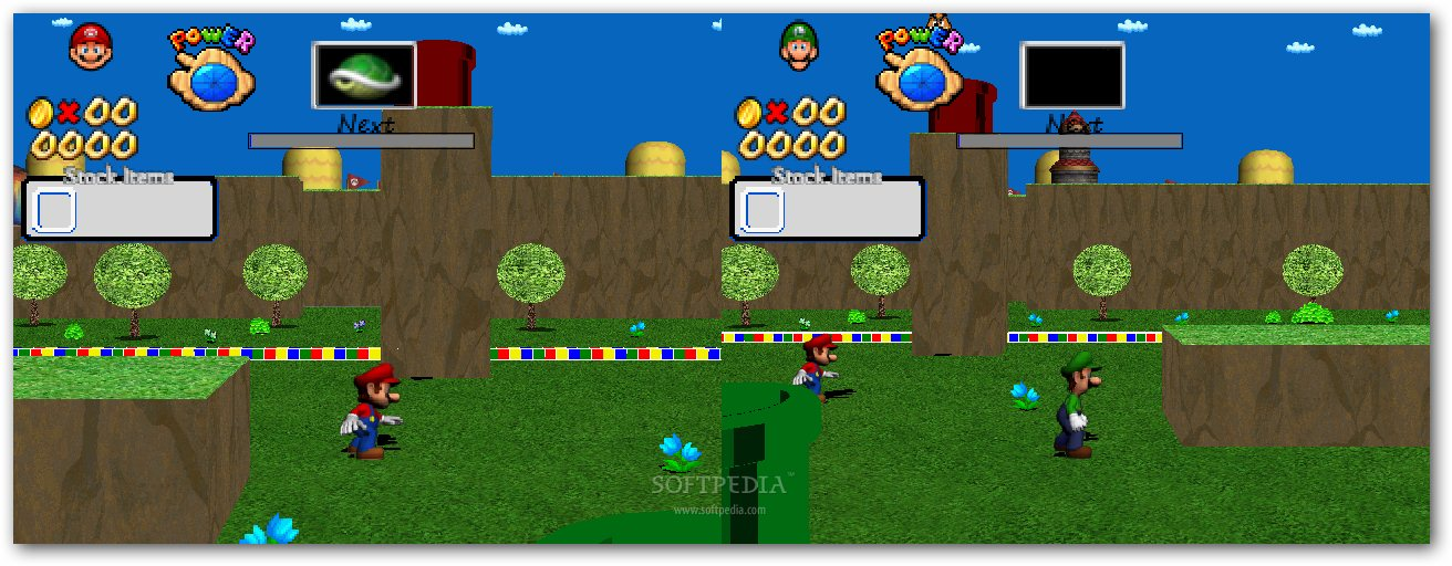 Super Mario Battlefront screenshot 4