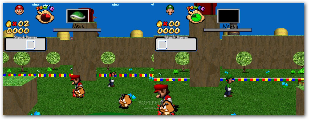 Super Mario Battlefront screenshot 5