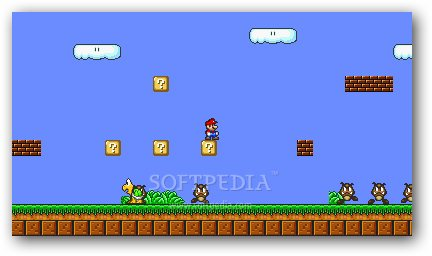 Super Mario Bros - The Grand Star screenshot 3