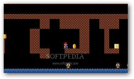 Super Mario Bros - The Grand Star screenshot 4
