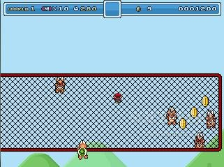 Super Mario Bros The Master Plan screenshot 3