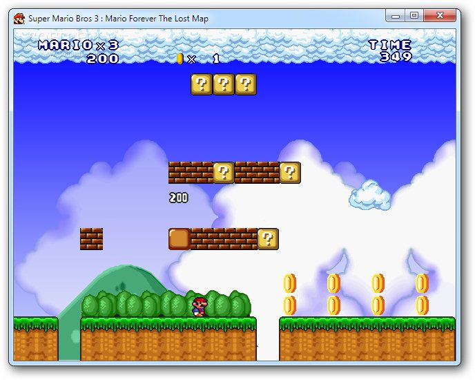 Super Mario Forever: The Lost Map screenshot 3
