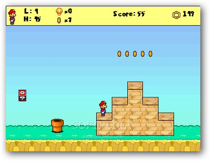 Super Mario Moobertwo screenshot 2