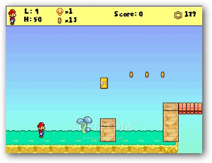Super Mario Moobertwo screenshot 3