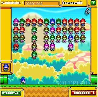 Super Mario Pupets screenshot 1