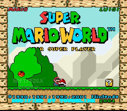 Super Mario World for Super Players