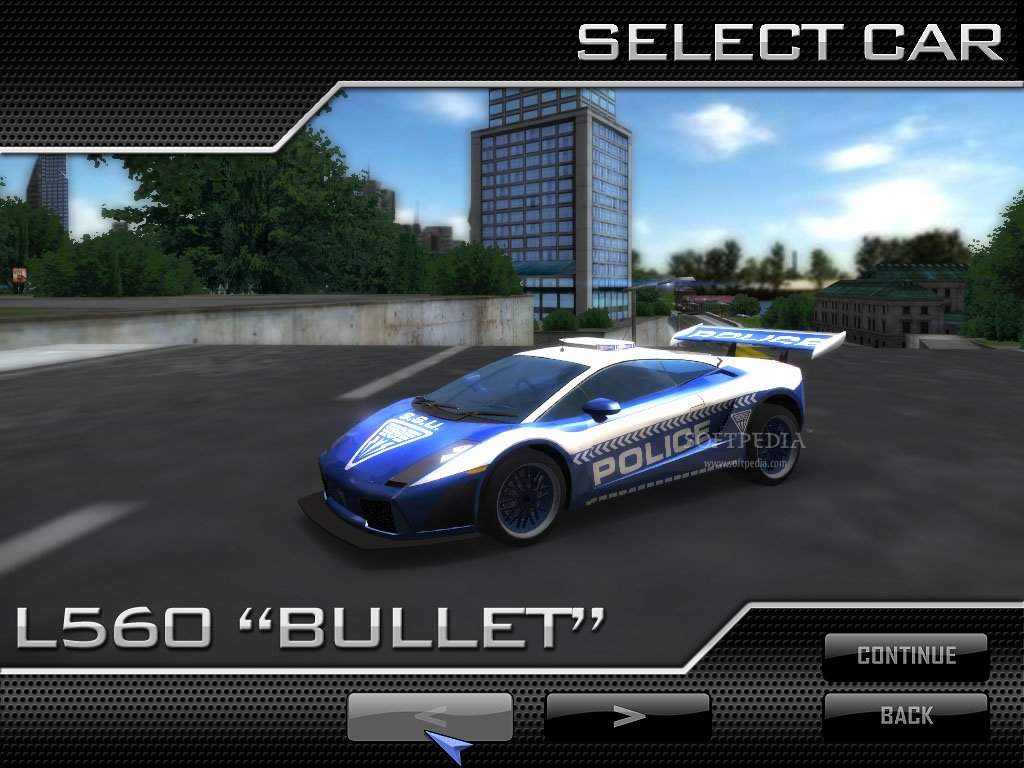 Super Police Racing screenshot 4
