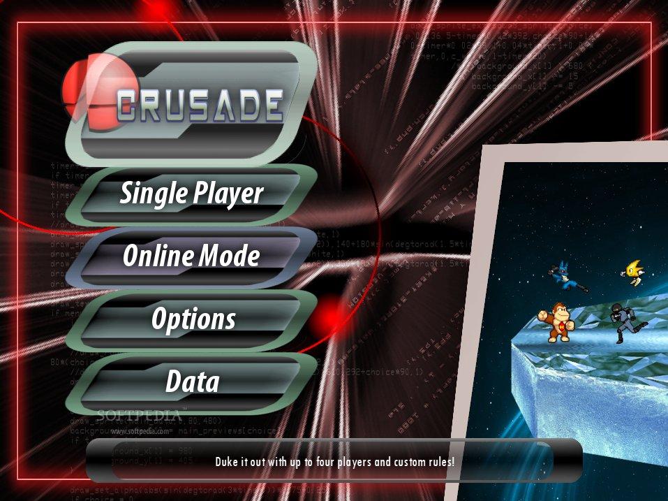 super smash bros crusade android apk