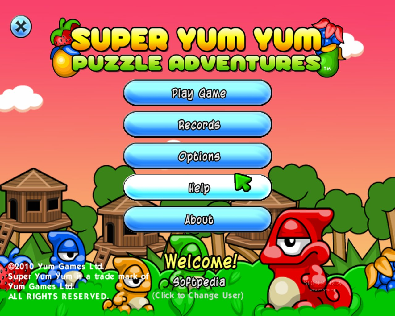 super yum yum game android