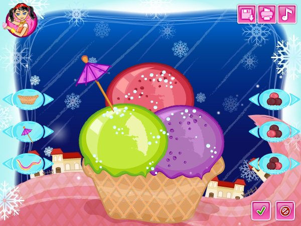 Sweet Ice Cream Animals screenshot 2