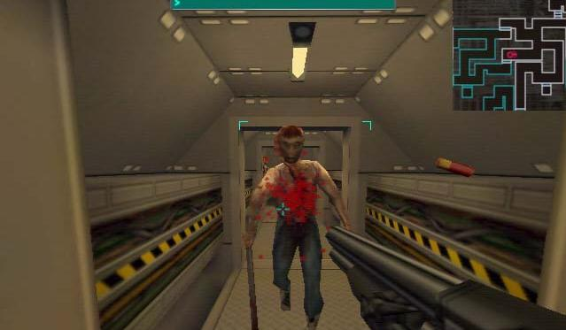 B System Shock 2 Patch Screenshots.