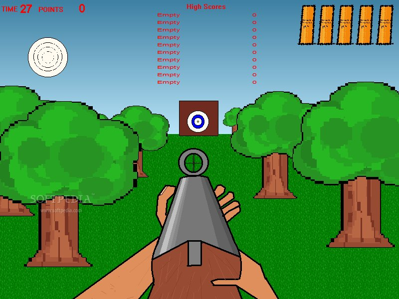 Target Game screenshot 1