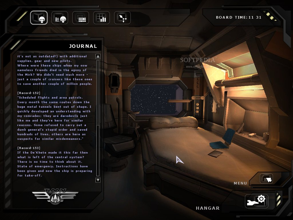 Tarr Chronicles Demo screenshot 2