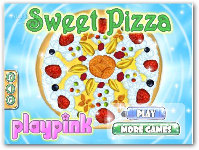 Tasty Sweet Pizza screenshot 1
