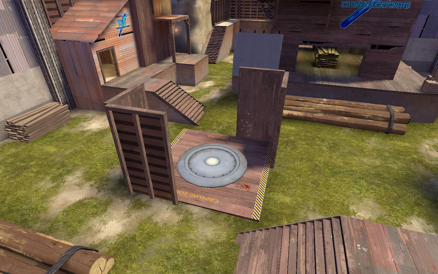 Team Fortress 2 Map - Arena Silverspoon screenshot 5