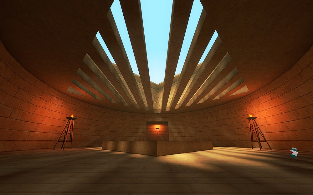 Team Fortress 2 Map - koth_Diabolical screenshot 2
