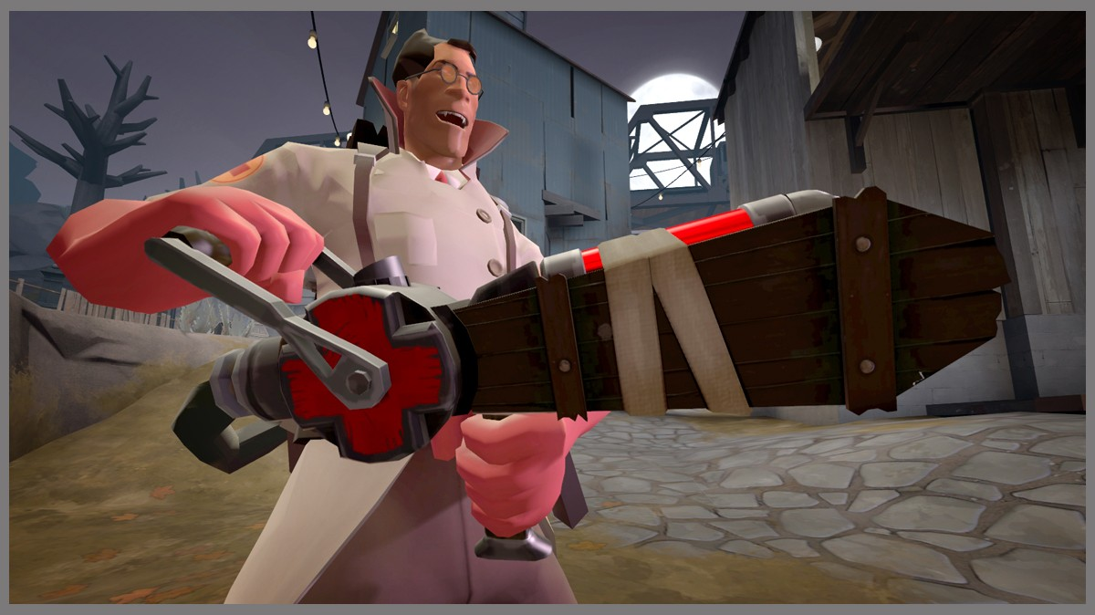 Team Fortress 2 Skin - The Hemo-Gobbler screenshot 1