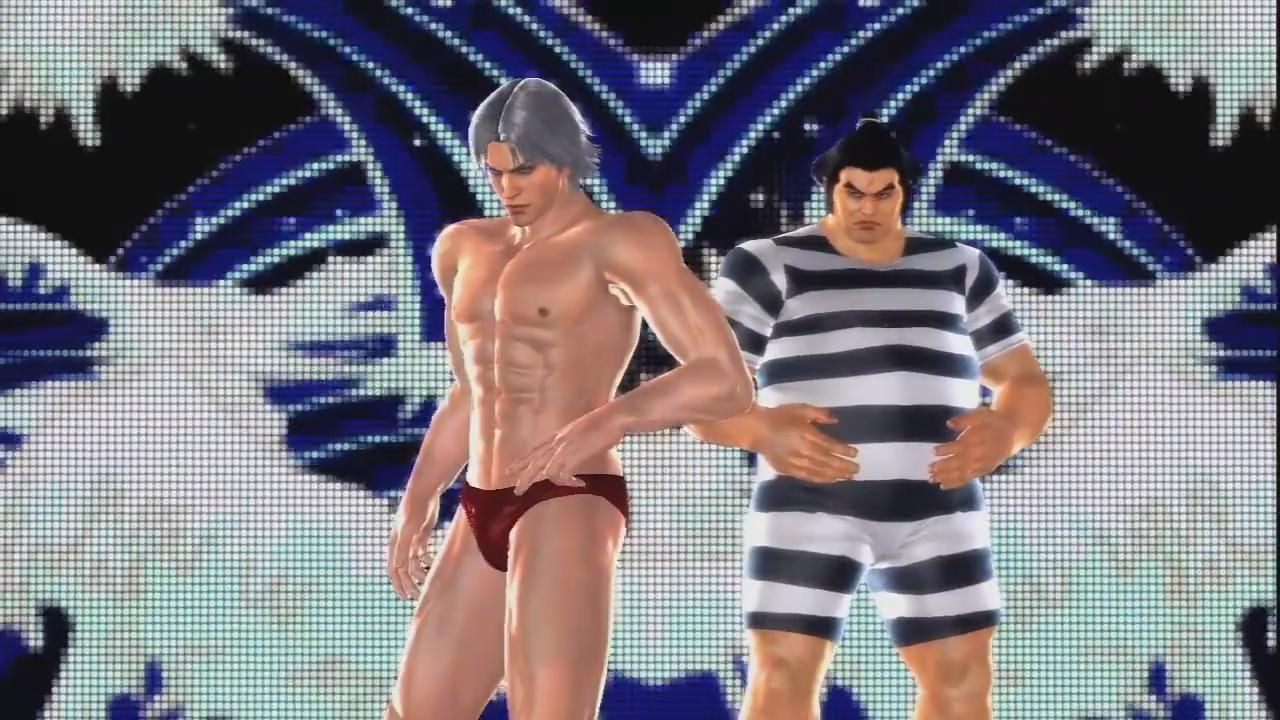 Tekken Tag Tournament 2: Swimsuits Trailer screenshot 2