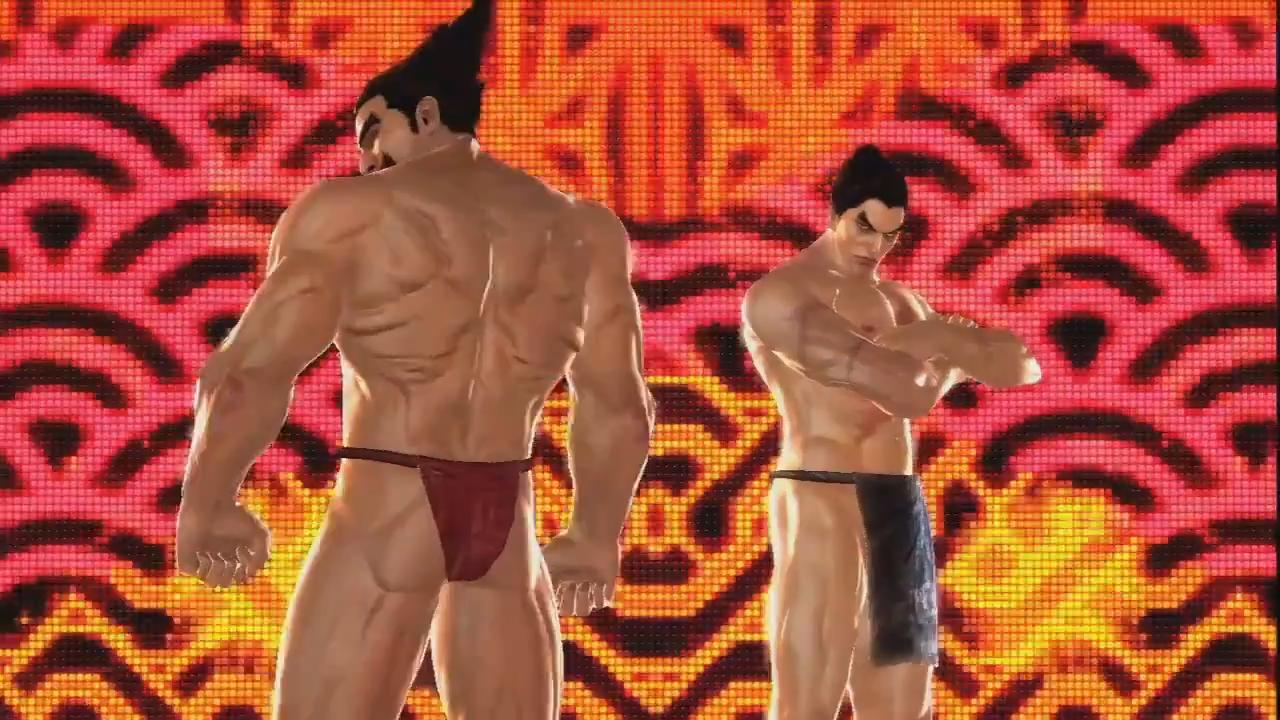 Tekken Tag Tournament 2: Swimsuits Trailer screenshot 3