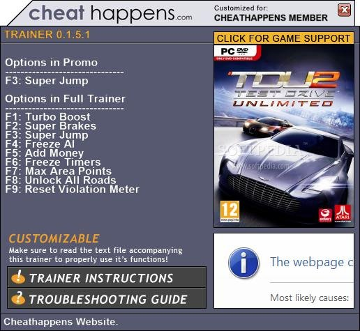 test drive unlimited 2 money cheat ps3