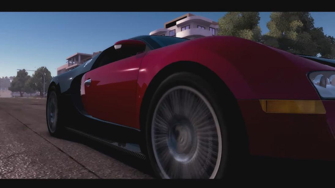 Test Drive Unlimited 2 - Bugatti Trailer screenshot 2