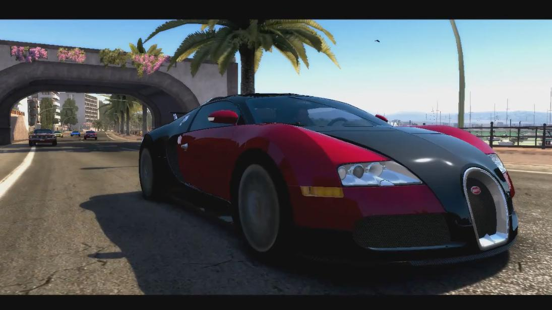 Test Drive Unlimited 2 - Bugatti Trailer screenshot 8