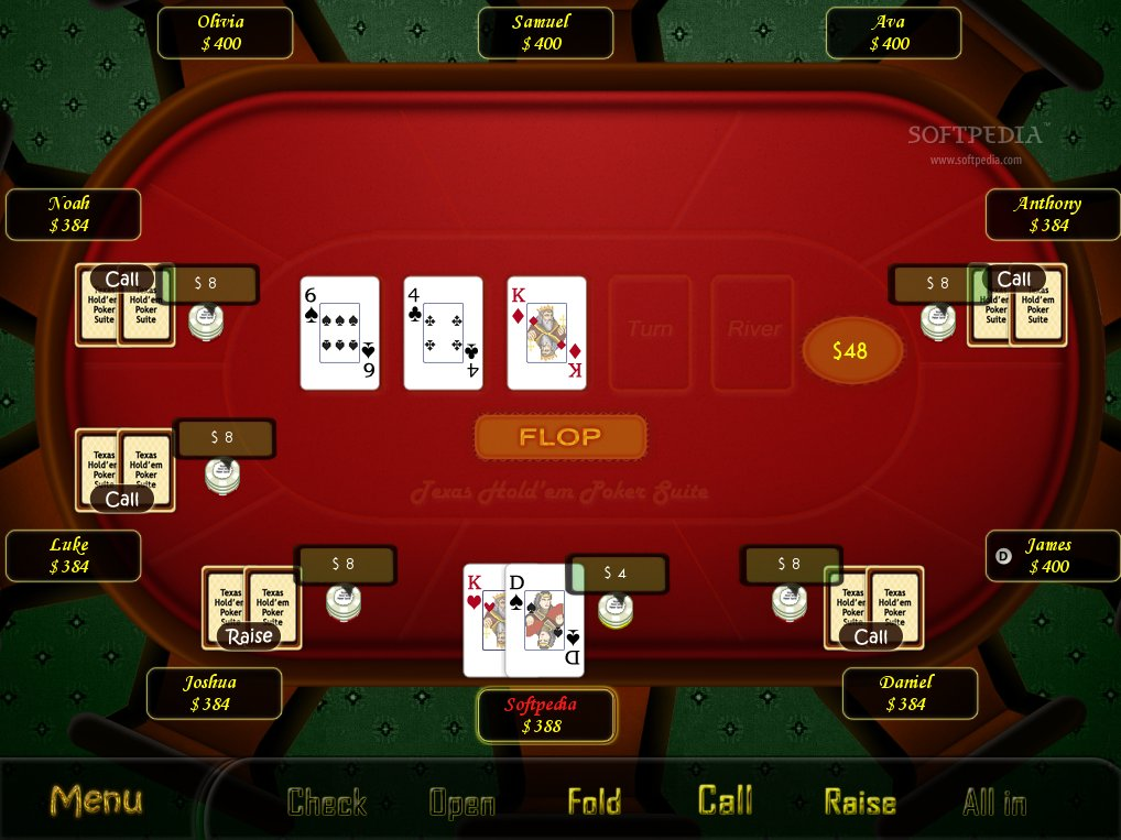 free no limit holdem games