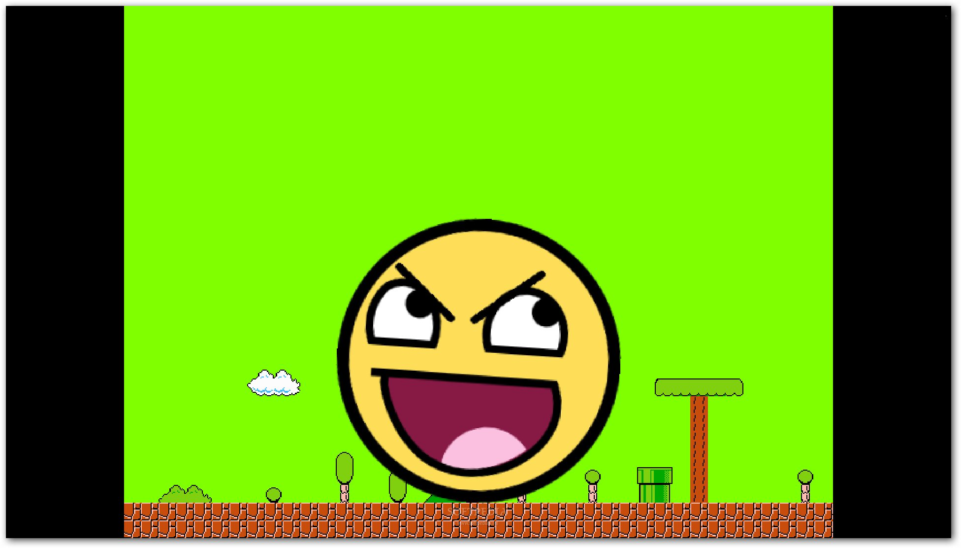 The Angry Awesome screenshot 2