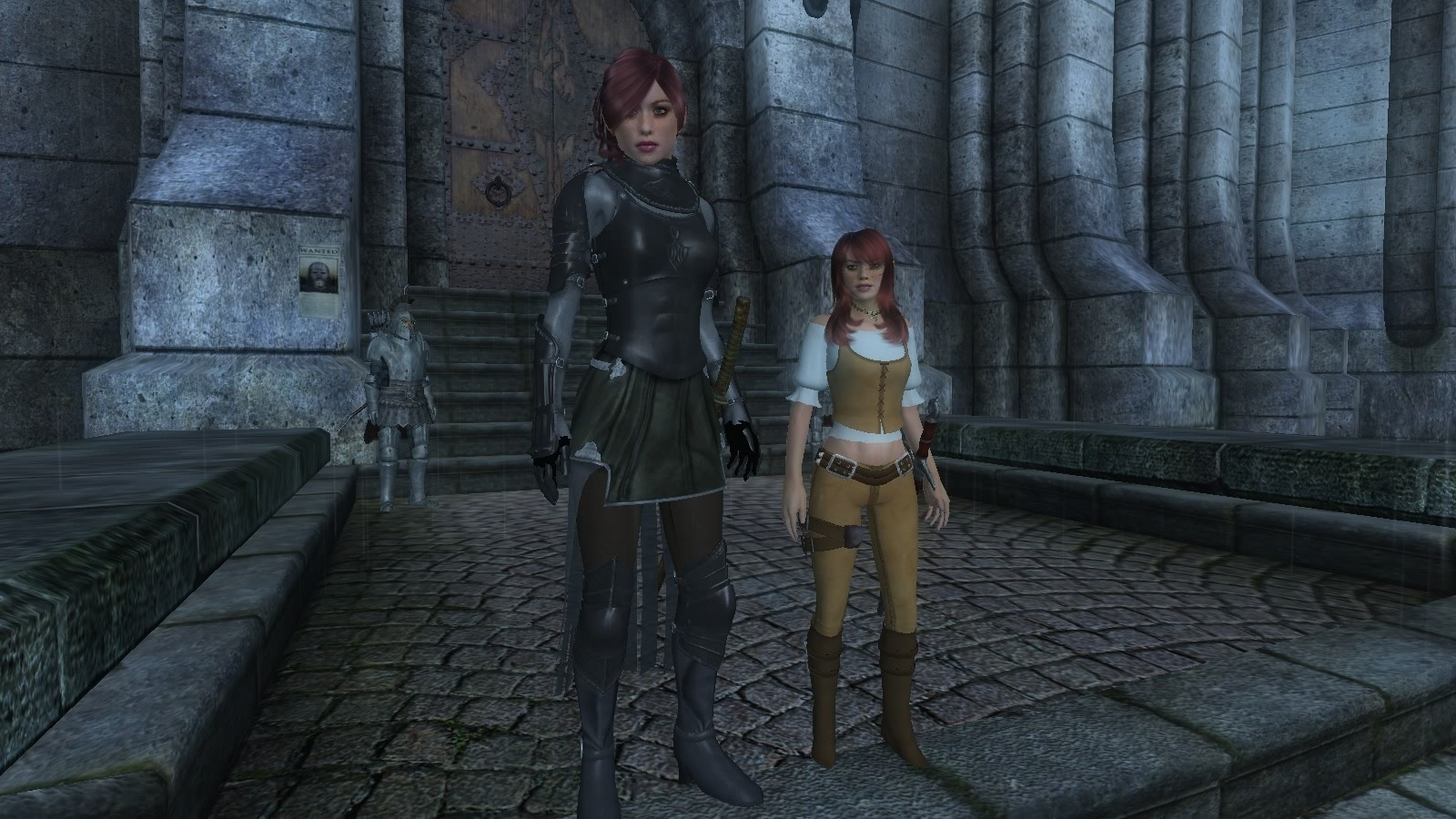 gothic 3 патчи oblivion: