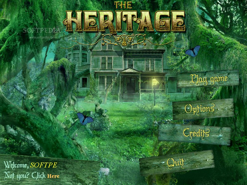 The Heritage screenshot 1