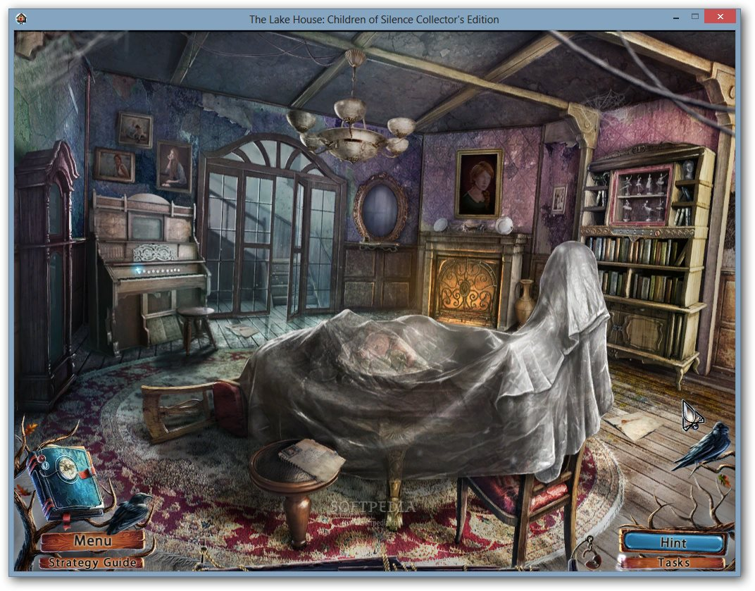 The Lake House: Children of Silence Collector's Edition screenshot 15