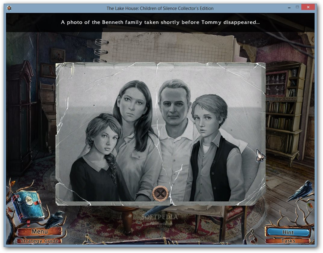 The Lake House: Children of Silence Collector's Edition screenshot 18