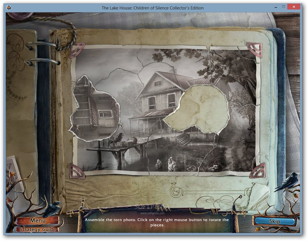 The Lake House: Children of Silence Collector's Edition screenshot 6