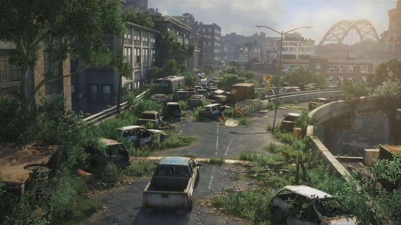 The Last of Us: The Sky Has Turned Grey Cinematic Trailer screenshot 2