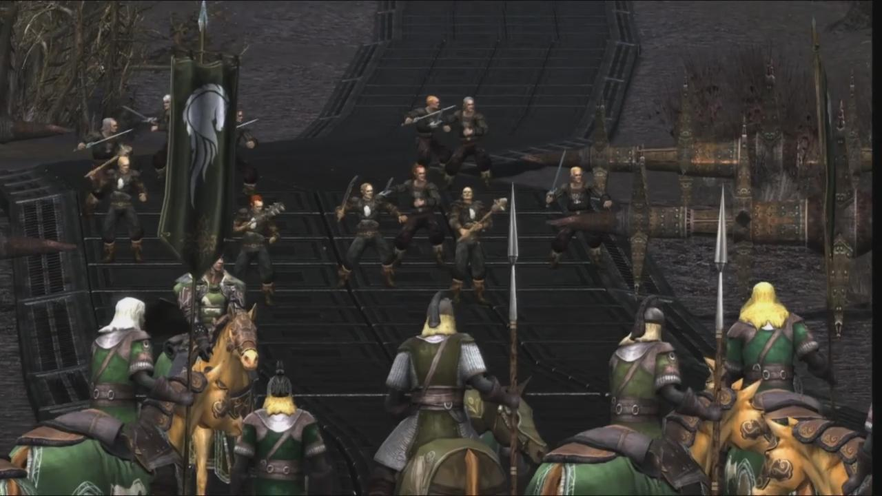 The Lord of the Rings Online: Riders of Rohan Behind The Scenes: Creating Rohan Feature Trailer screenshot 11