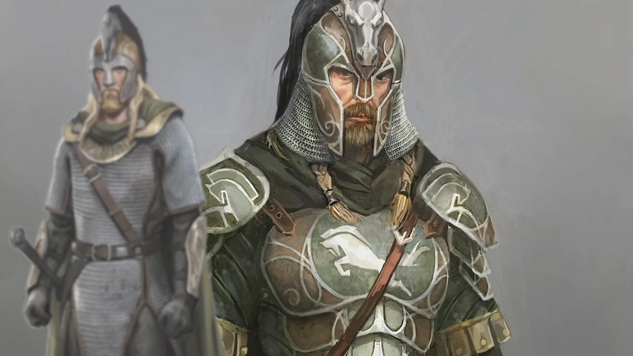 The Lord of the Rings Online: Riders of Rohan Behind The Scenes: Creating Rohan Feature Trailer screenshot 5