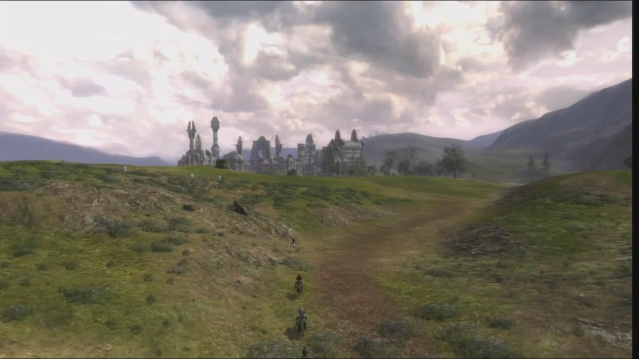 The Lord of the Rings Online: Riders of Rohan Behind The Scenes: Creating Rohan Feature Trailer screenshot 6
