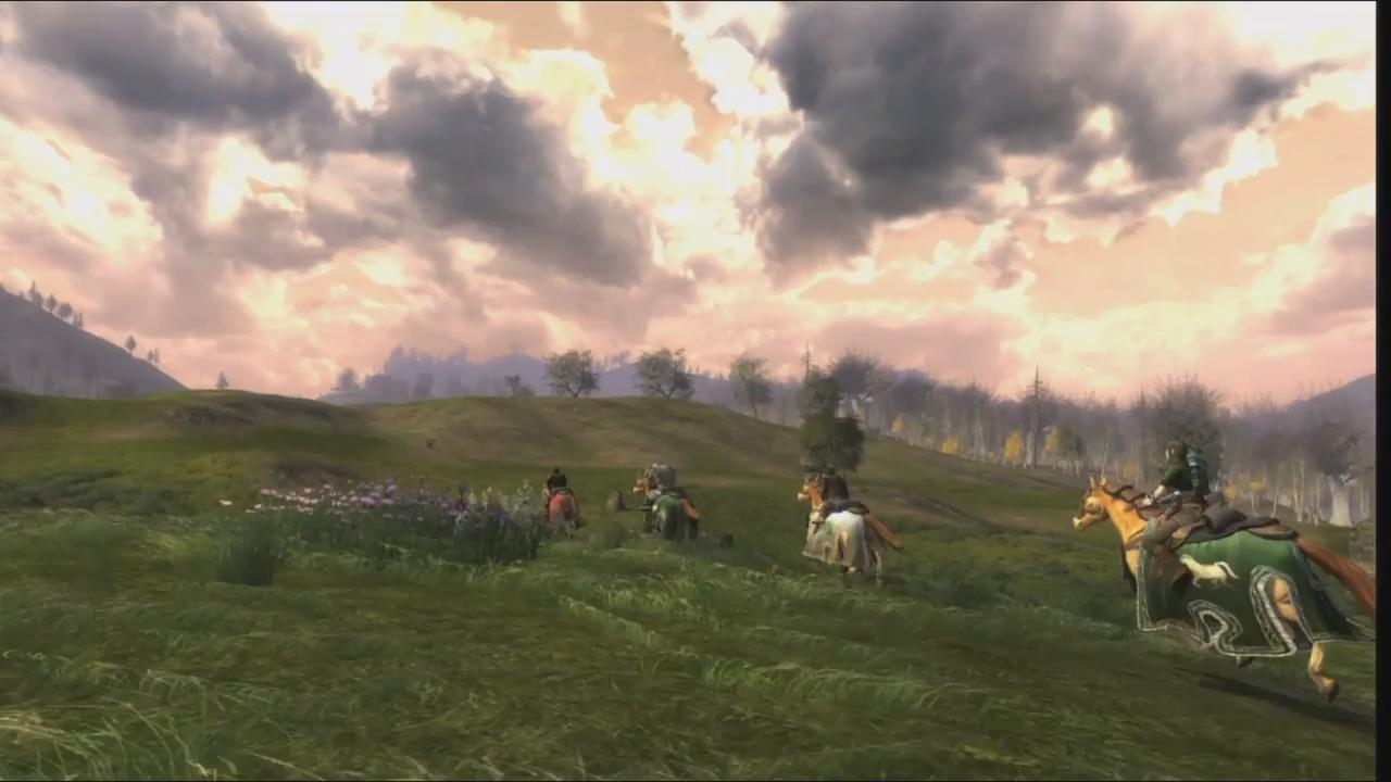 The Lord of the Rings Online: Riders of Rohan Behind The Scenes: Creating Rohan Feature Trailer screenshot 8