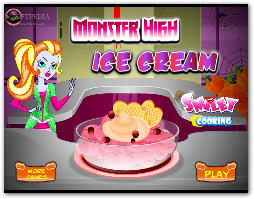 The Most Delicious Monster High Ice Cream screenshot 1